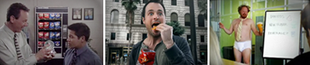Doritos 'Crash the Super Bowl' finalists