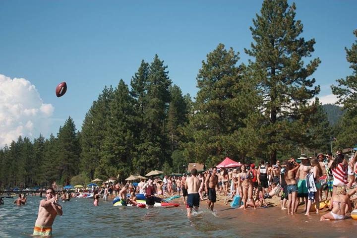 July 4th Tahoe